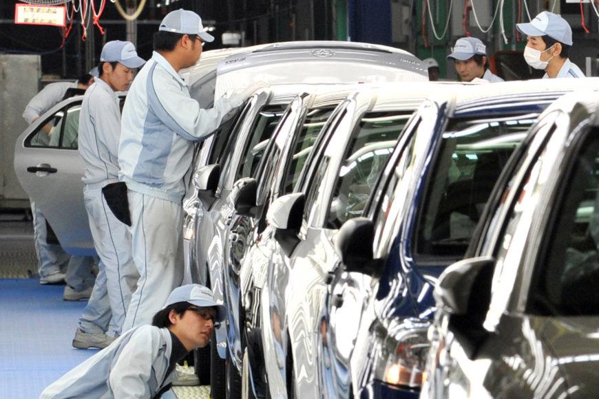 Новые автомобили с аукционов Японии